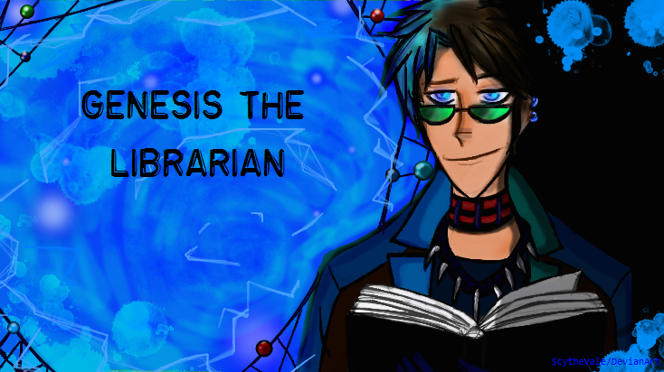 Anachrons:Genesis The Librarian by ScytheVale