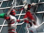 KR- Ryuki vs ZX