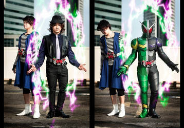 Kamen Rider W - The Winds of Change