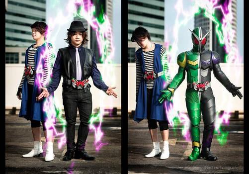 Kamen Rider W - The Winds of Change