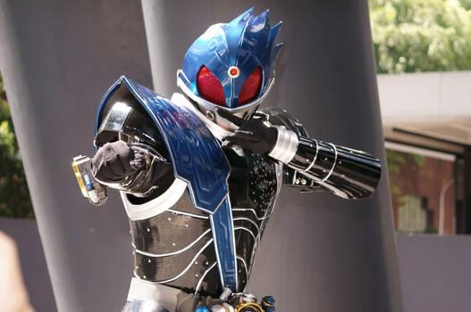 Kamen Rider Meteor - READY?!
