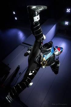 Kamen Rider Meteor - STGCC 2013
