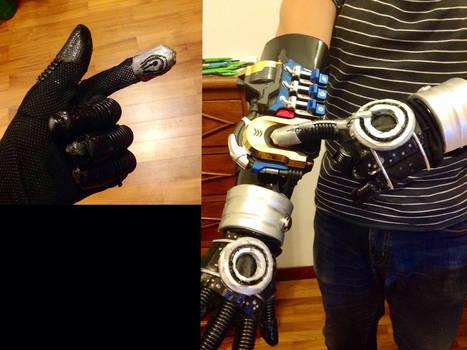Meteor - Gloves upgrade