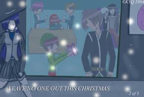 MSG Man Christmas 2K4 2 of 5 by KYQ