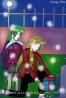 MSG Man Christmas 2K4 4 of 5 by KYQ