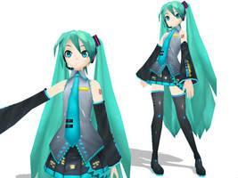 Mmd Hatsune Miku project DIVA 1.1 dl by Kakudo-Sama