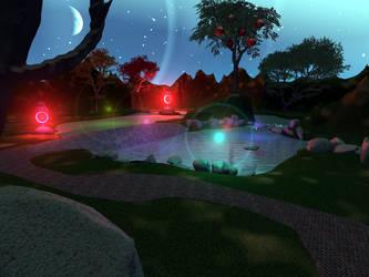 Erana's Garden by Tallisme