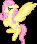 Fluttershy pixel