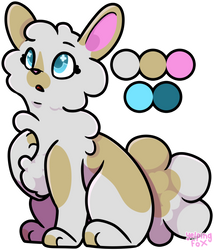 Cottontail (new oc!)