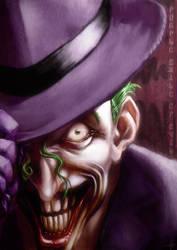 Joker by lehuss