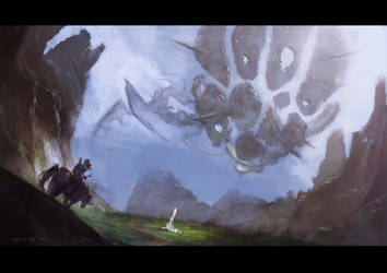 :Dragon-nest: by lehuss