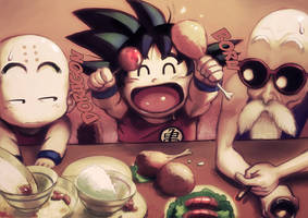 :DragonBall: by lehuss