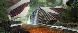 Jungle Lodgings by W33DZO