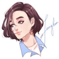 SEVENTEEN Jeonghan by SnowYuki96