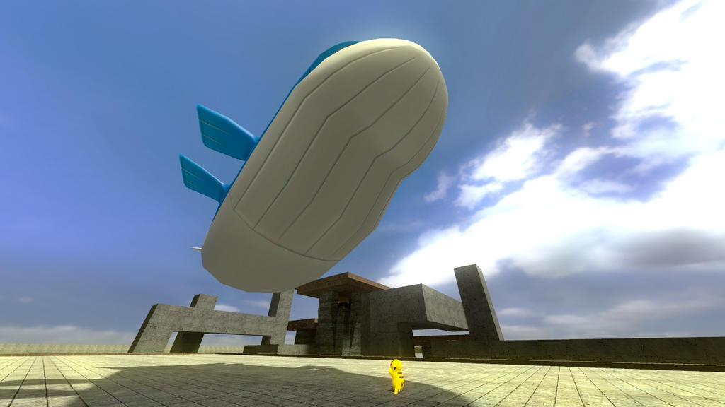 wailord used body slam Gmod edition by dantailer on DeviantArt Wailord Used Body Slam