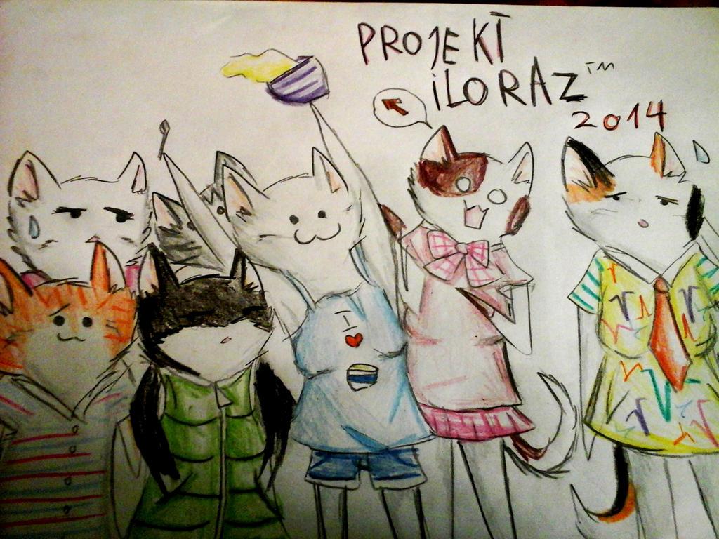 Projekt Iloraz 2014 by FridaFireFox