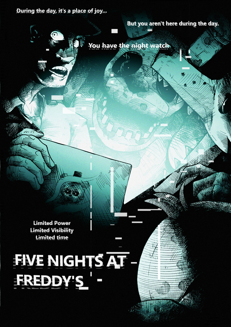 Windows and android free downloads posters for fnaf unofficial book