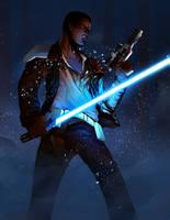 Jedi Knight Finn - Star Wars