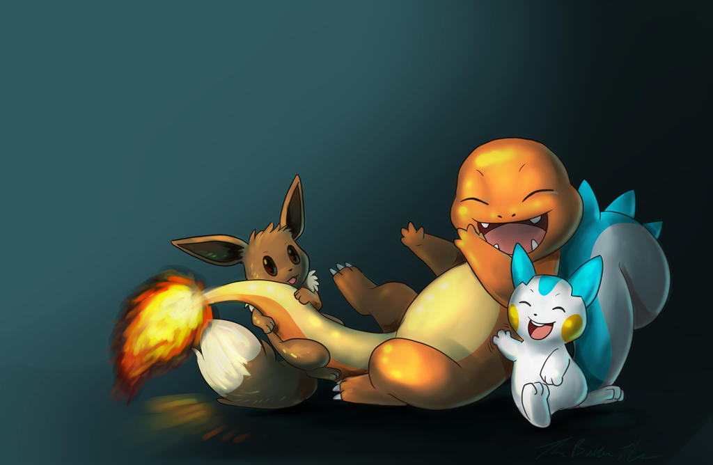 Day7 most adorable pokemon by thebrokentv on deviantart - The most adorable pokemon ...