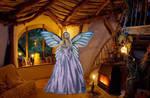 Emma Swan as a fairy by darkshadow278