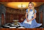 Ashley Benson in Wonderland by darkshadow278