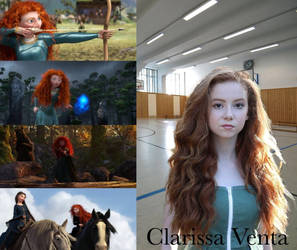Disney Royal High: Clarissa Venta