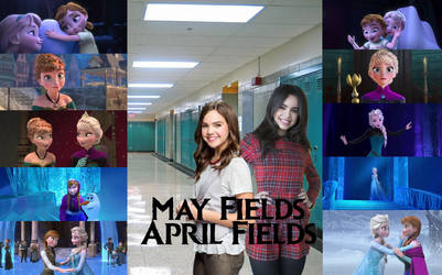 Disney Royal High: May and April Fields