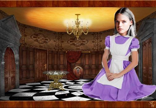 Celia in Wonderland