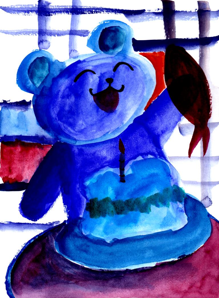 Happy Birthday artsy50!2 by blackbluecat777