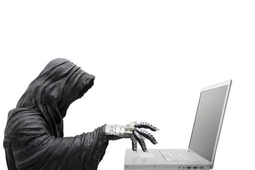 hacker...