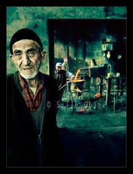 steel worker-T