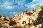 Cappadocia in Central Anatolia