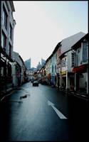 Scott Street by theadeleon