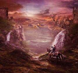 knight by LenaSunny