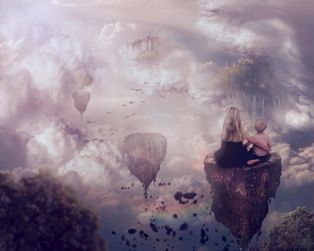Unrealistic reality by HelenaKiss