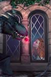 dragon love by LenaSunny