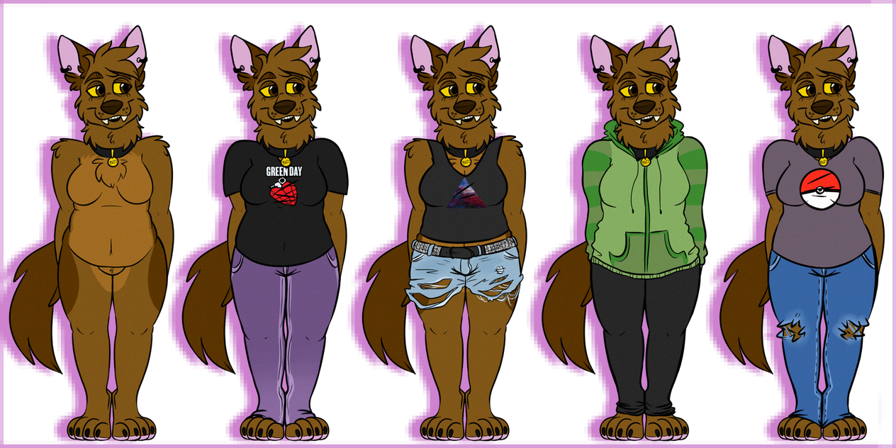 Bro - Clothing Ref by SimplySassfras
