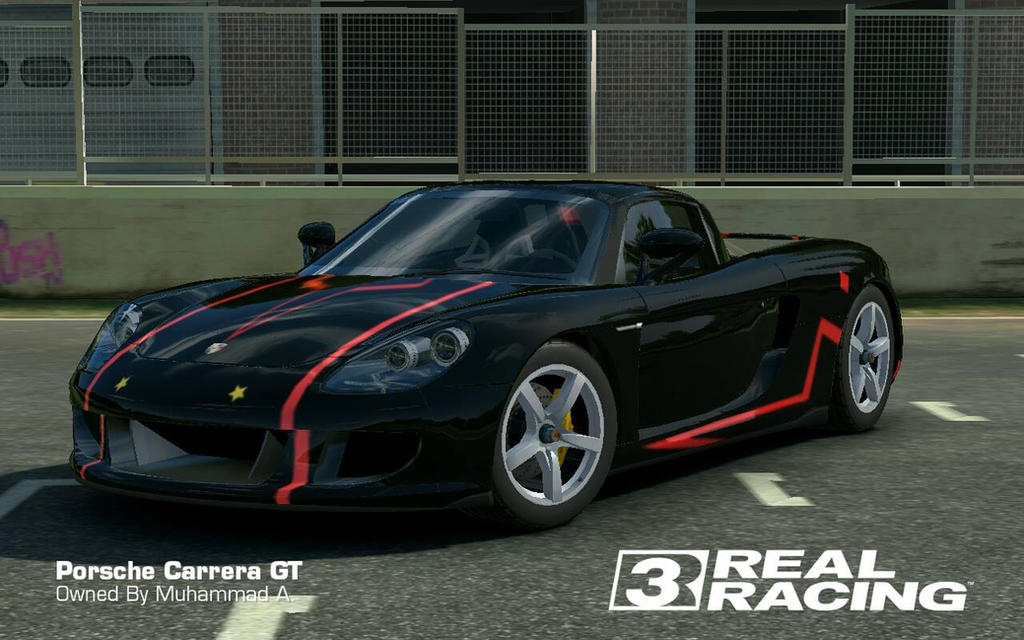 Real Racing 3 Custom Decals