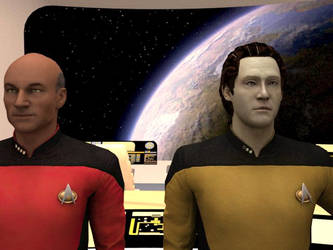 Data picard by SpacePozzolo