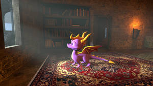 Spyro in Castle