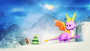 [DL] Spyro: Xmas story + SFM Model by Morganicism