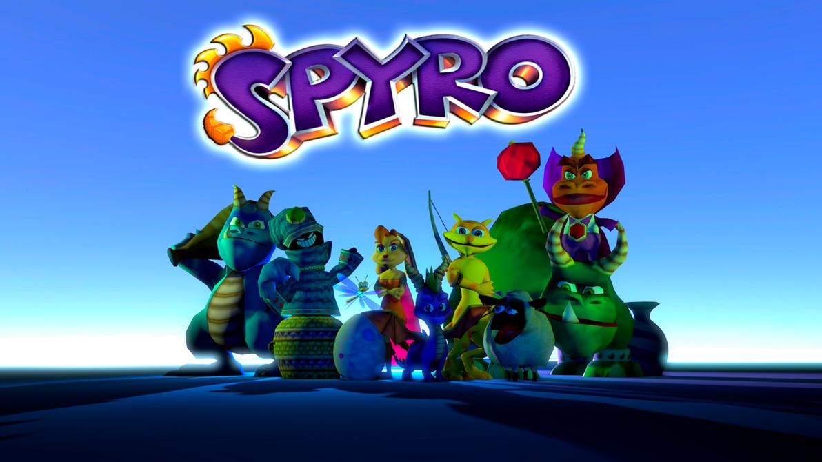 Spyro [Pokemon 9 season] Preview parody by ZOomERart