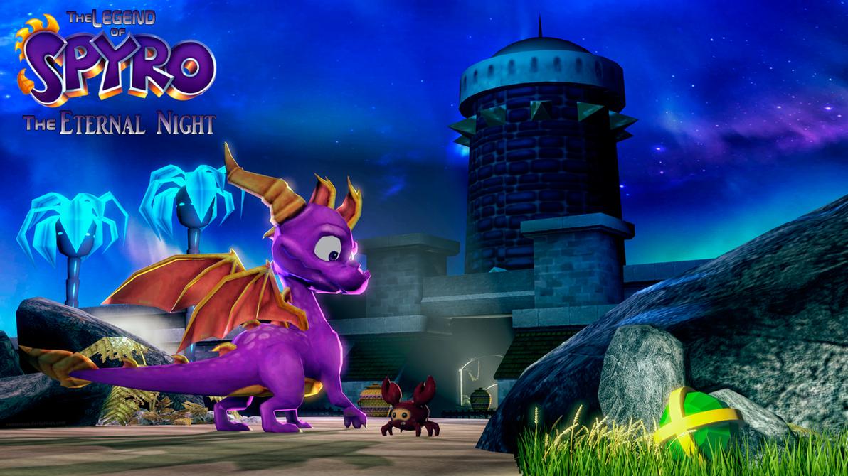 Spyro: The Eternal Night [Bonus lvl] by ZOomERart