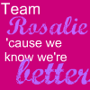 Team Rosalie by s-ketchie