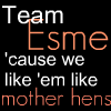 Team Esme by s-ketchie