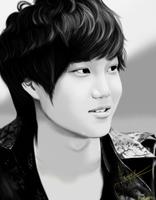 Kai from EXO by ZoeySanny