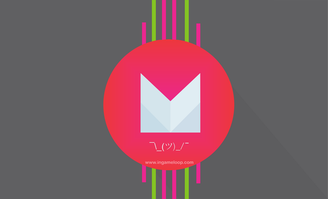 android m wallpaper by igltheming on deviantart