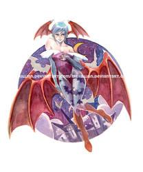 Lilith by Merillian