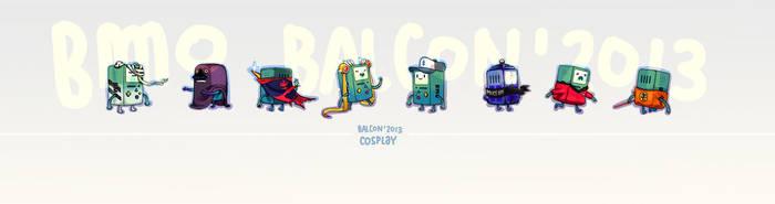 Bmo Cosplay! Balcon 2013 by Merillian