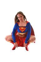 Supergirl superhot